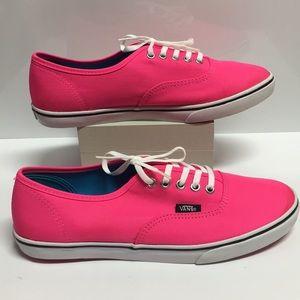 Vans Bright Pink Old School (Men's 6.5/ 8Womens)